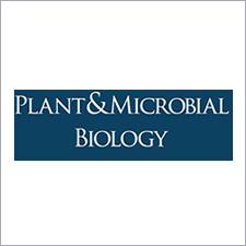 Logo de la biologie microbienne des plantes