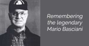 Mushroom industry mourns the legendary Mario Basciani