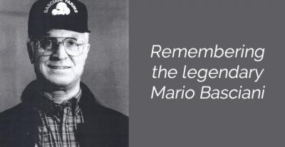 Mushroom industry mourns the legendary Mario Basciani
