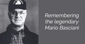 Ngành nấm thương tiếc huyền thoại Mario Basciani