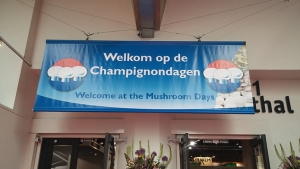"""The Mushroomdays"" in The Netherlands, will be held on 22-23-24 May 2019."
