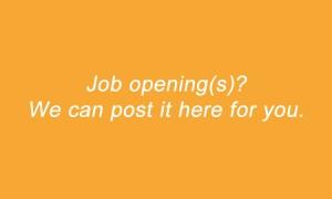 Tutaj możesz opublikować swoją ofertę pracy