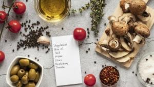 L'ajout de champignons au régime augmente l'apport en micronutriments
