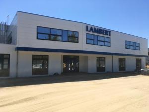 Lambert 100th Anniversary & Inauguration de l'installation Venlo