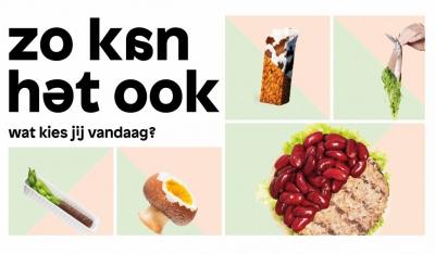 Green Protein Alliance - Campagna olandese #zokanhetook