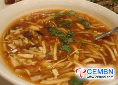 Recipe: Hot and sour Mushroom soup