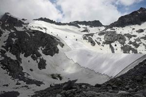 Protection des glaciers TenCate Toptex® GLS dans Reuters «photos de l'année» 2020