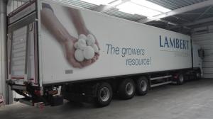 أول موقع إنتاج أوروبي لـ Lambert Spawn