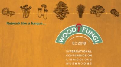 مؤتمر WoodFungi June 3rd to 6th 2018 يقترب